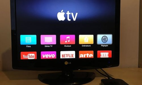 Conectar tu iPhone a la TV
